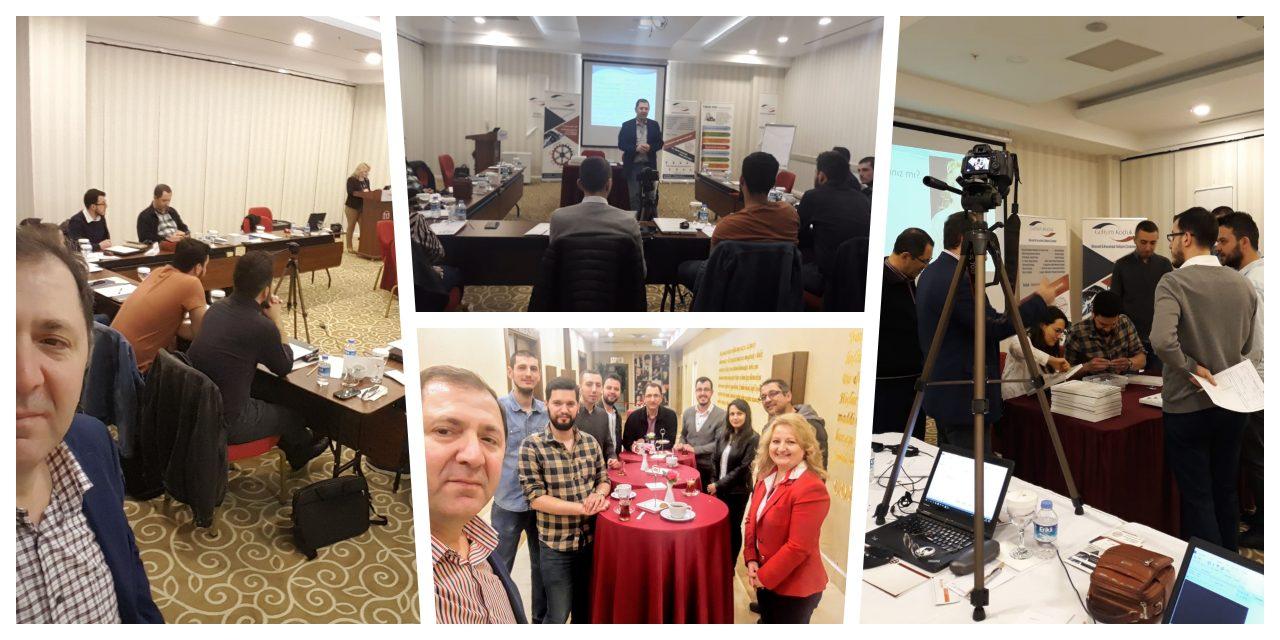 9-10 Mart 2019 de Eskişehir Merlot Hotel